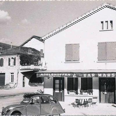 VESSEAUX (Ardèche)