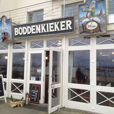 Fischrestaurant Boddenkieker in Barth