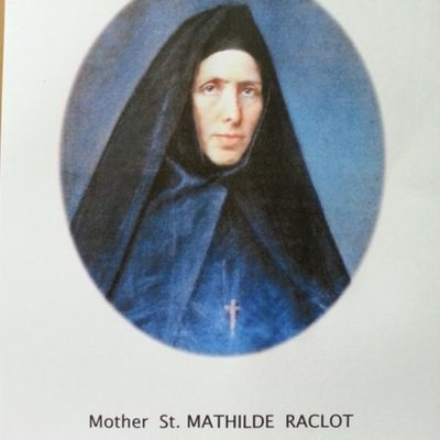 Mère Sainte Mathilde