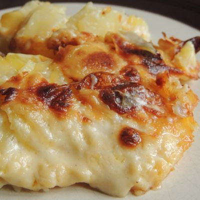 VERITABLE GRATIN DAUPHINOIS