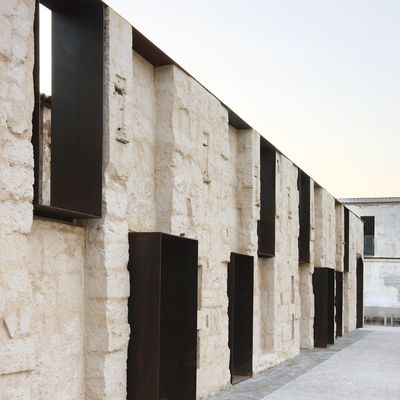 """CAN RIBAS"" FABRIC REHAB by JAIME FERRER FORES ARCHITECT / PALMA DE MALLORCA – SPAIN"