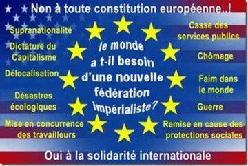 L'UE est une escroquerie ! J'appelle à sortir de l'UE avec l'UPR (+ vidéos)