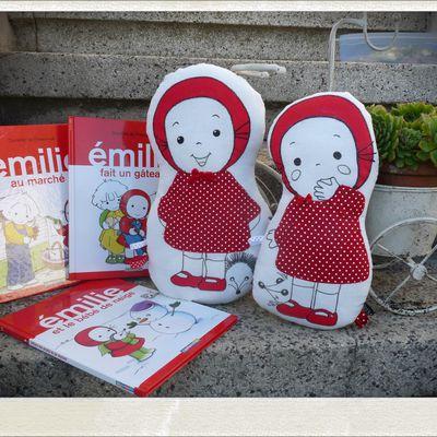 Emilie ... jolie !!!