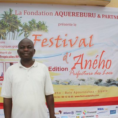 "AQUEREBURU Zachar Godson...Panafricaniste...Directeur Exécutif du Projet ""ASYRK"""