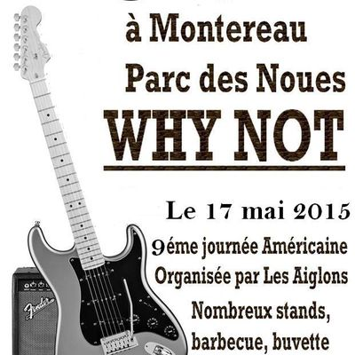 Why not en concert à Montereau