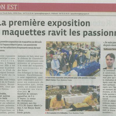 Le succès de l'Expo Bron 2013!
