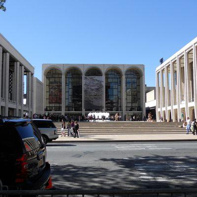 Lincoln Center et Empire Hotel