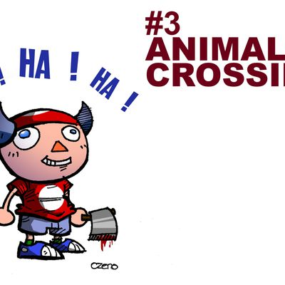 Animal Crossing CZEROified