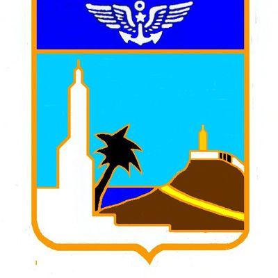160 - Insignes des bases de l'aéronautique navale en afrique et EO