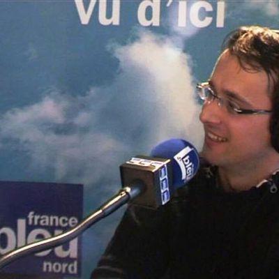 samedi 18 décembre 2010 sur Radio France Bleu Nord.