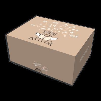 Surpriz: la baby box testée et approuvée!