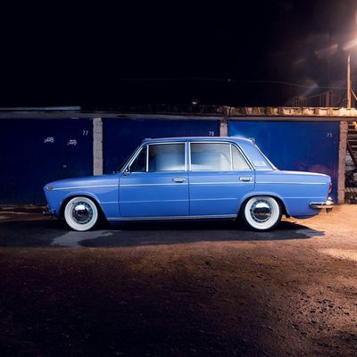 Radical Low Cars.ru