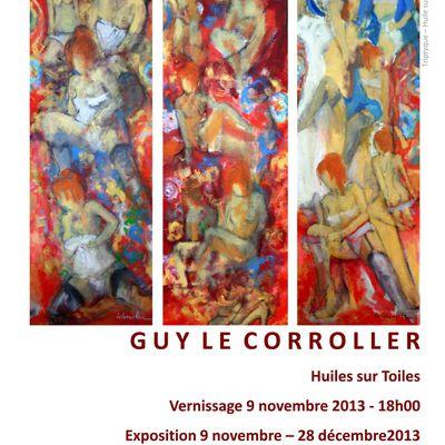 GUY LE CORROLLER