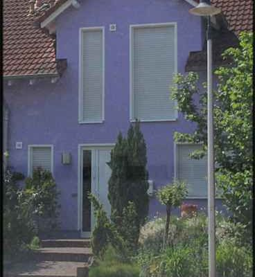 Magische Hausfassade