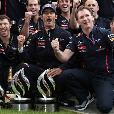 Mark Webber : Un an de plus chez Redbull