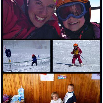 Piou-Piou, 1ière Etoile ... la relève de l'équipe de ski alpin est arrivée !