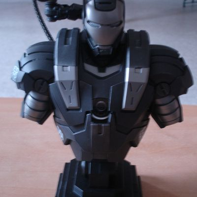 buste hot toys war machine