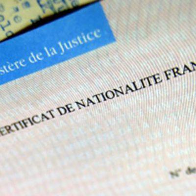 DELAI CERTIFICAT DE NATIONALITE FRANCAISE EN 2013