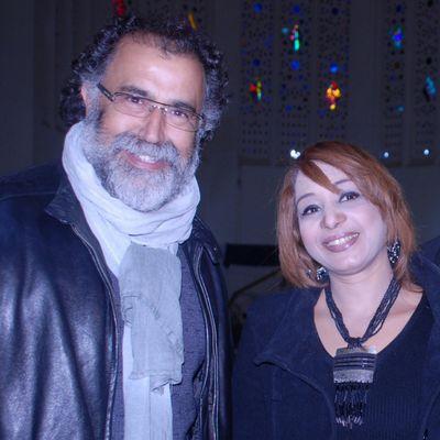 Rencontre avec le bel acteur marocain Mohamed Khouyi