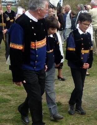 La richesse des costumes bretons