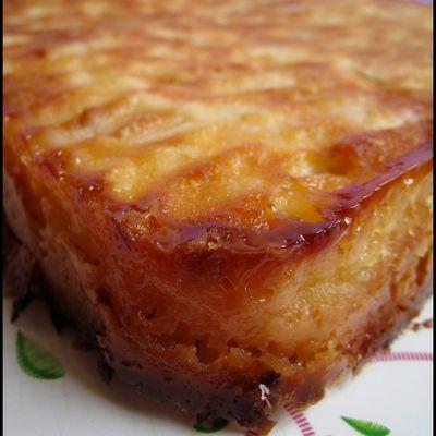 Moelleux aux pommes (thermomix ou pas)