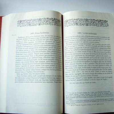 """""""Le rire sardonique"""", adage 2401 d'Erasme Texte latin et traduction"""
