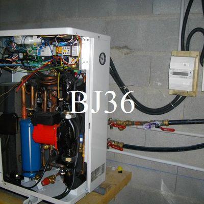 La pompe à chaleur (PAC) Chappee Exolia RO 9.1 MT