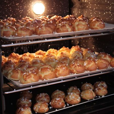 Cooking Chef: Chouquettes