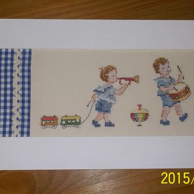 Broderies d'enfances