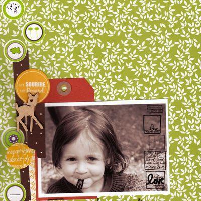 Page de Laure