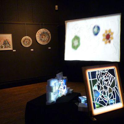 Exposition d'artistes du CMCL à Gap