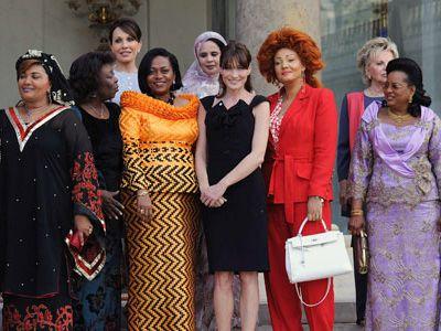 La Femme De Denis Sassou Nguesso Fête son anniversaire à 1 million d'euros!