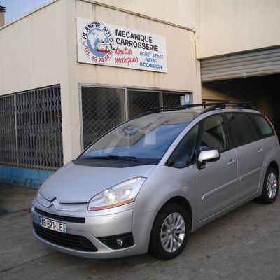 Citroën C4 Picasso 1.6L HDi 9490€ 7 places