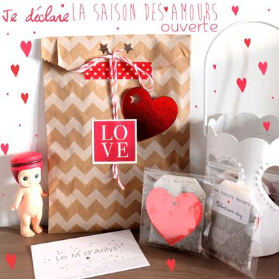 Valentine's day... Concours inside !