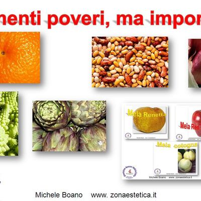 Alimenti poveri ma importanti (Video)