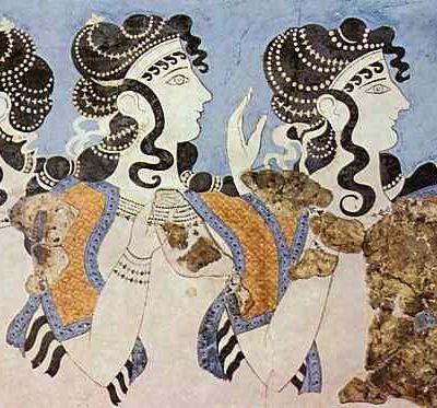 Gilania. Creta: matriarcato Minoico, una società perfetta all'origine della civiltà europea