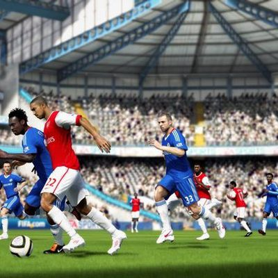Play FIFA 11 Online