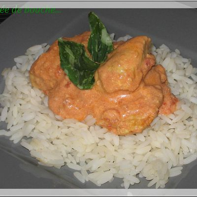 Curry de dinde