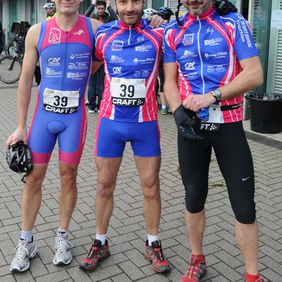 Les Résultats de La Wantz au Bike and Run de La Pommeraie 2012