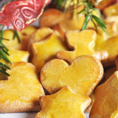 Biscuits sablés de Noël - recette facile