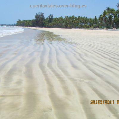 15. Amazing Ngapali Beach, el sueño reparador de Myanmar