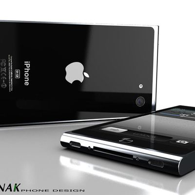 Iphone 5G Concept ...