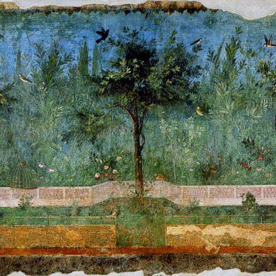 Il giardino di Livia Drusilla ... ad gallinas albas
