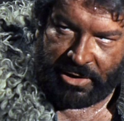 BUD SPENCER : big cowboy
