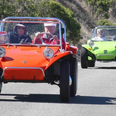 50 Jahre VW BUGGY