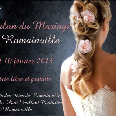 Salon du Mariage de Romainville