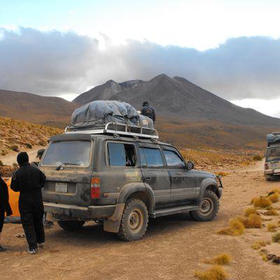 BOLIVIE - Sud Lipez / Salar Uyuni / Potosi / Sucre