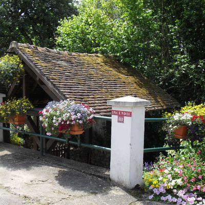 Petit lavoir à Dilo Yonne