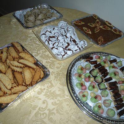 Gâteaux figues