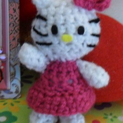 mini kitty de 9 cm